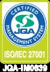 ISO/IEC27001|JQA-IM0839